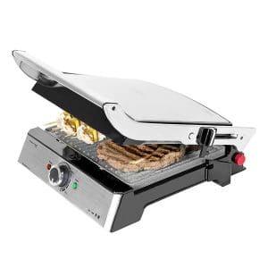 Cecotec Pro 3-i-1 Kontaktgrill Og Sandwich Maskine 3026 2000w